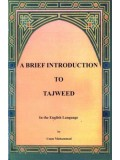 A Brief Introduction to Tajweed