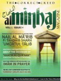 The Correct Creed Al Minhaj MagazineVol 1 Issue 4