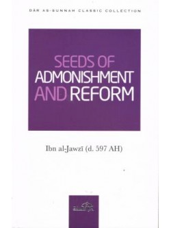 Seeds of Admonishment and Reform PB