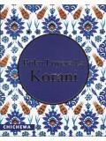 THE QURAN IN CHICHEWA LANGUAGE BUKU LOYERA LA KORANI