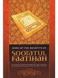 Some of the Benefits of Sooratul Faatihah